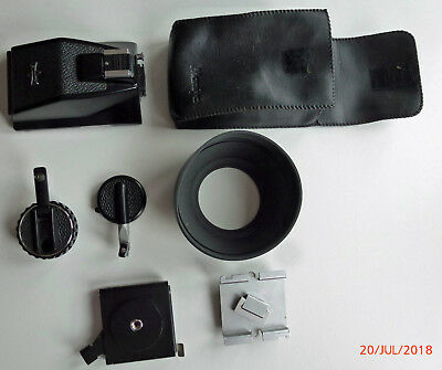 Mamiya 645 Assorted Accessories/Spares