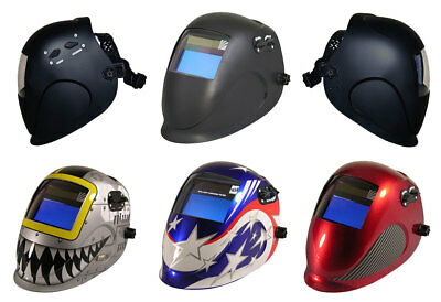 ArcOne Python Auto Darkening Welding Helmet with Digital 5500V ASIC Filter