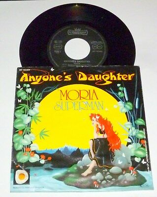 "Anyone´s Daughter Vinyl Single 7"" Moria  Schallplatte Kraut Rock ""rare Single"""