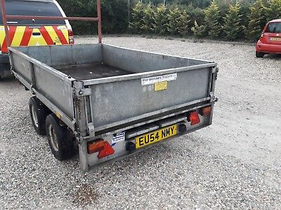 Ifor Williams Lt85G Trailer For Sale ... No Reserves