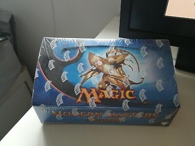 Magic the Gathering MTG Modern Masters 2015 1X booster box SEALED 24 boosters