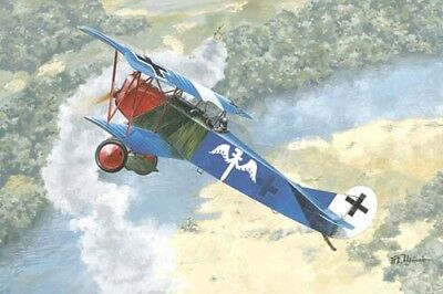 Roden 025 - Fokker D.VII early 1918 WW I - 1:72