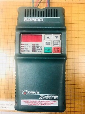 VFAC Drive for 5 HP Motor-3 phase 230 Volts