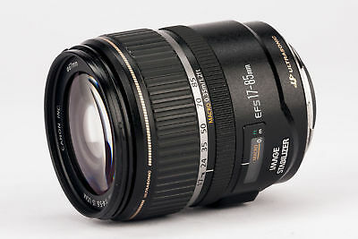 Canon EF-S 17-85mm is USM 17-85 mm 1:4-5.6