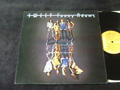 "Sweet ""Sweet Fanny Adams"" Rare Album Uk-Press"
