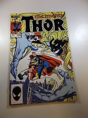 Thor #345 VF condition Huge auction going on now!