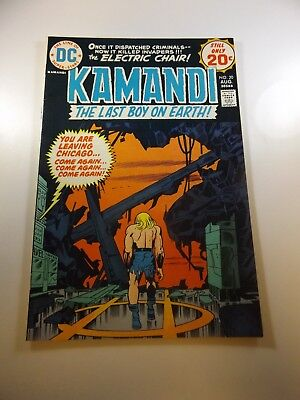 Kamandi #20 VF- condition Huge auction going on now!