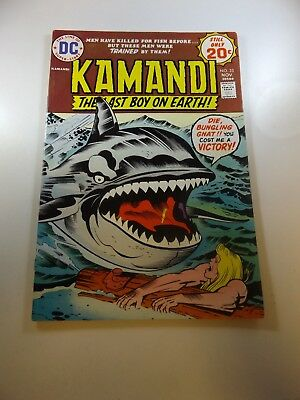 Kamandi #23 VF- condition Free shipping on orders over $100.00!