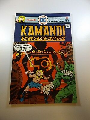 Kamandi #33 VF- condition Free shipping on orders over $100.00!