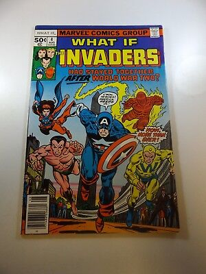 What If #4 VF condition Free shipping on orders over $100.00!