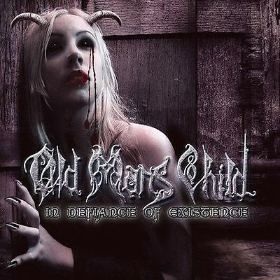 In Defiance of Existence OLD MAN'S CHILD CD ( FREE SHIPPING)