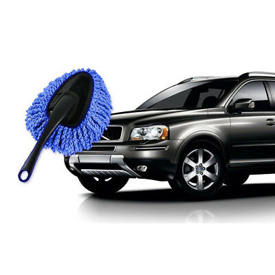Car Wash Cleaning Brush Dusting Tool Duster Dust Mop Microfiber Home Cleaning GA