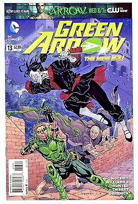 Green Arrow  #13    * First Print *        Nm
