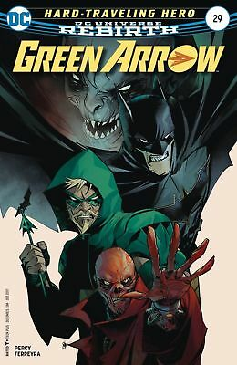 Green Arrow #29 Main Cover DC Comics Rebirth 2017 HOT!!!