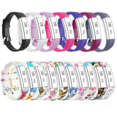 Kids Soft Replacement Wrist Band Watch Strap For Fitbit ACE Smart Bracelet Child