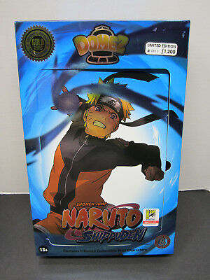 2018 SDCC Exclusive Domez Shonen Jump Naruto 0813/1200 UCC
