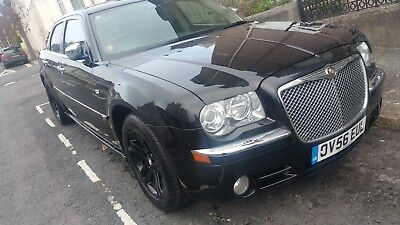 CHRYSLER 300C CRD Auto *One of a kind of SATNAV with Reverse camera over £1500