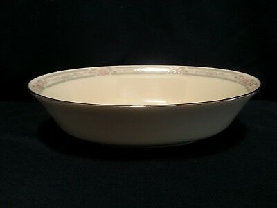 """Lenox Charleston Oval Vegetable Serving Bowl; 9.25"""" X 6.25"""" X 2.5; Two Available"""