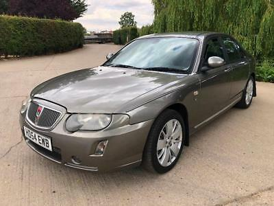 2004 Rover 75 2.5 V6 Contemporary SE 4dr