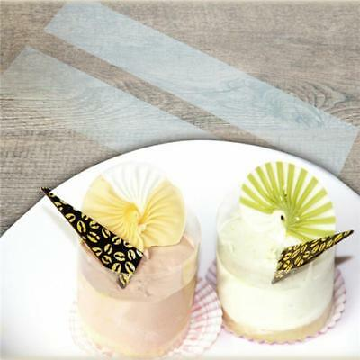 Clear Baking Cake Transparent Roll Surrounding Edge Mousse Wrapping Tape K