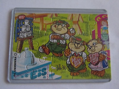 ***Top Ten Teddies in Volksfeststimmung***1 Puzzel***1995***