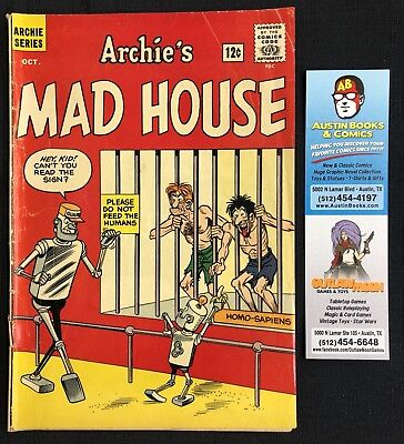 Archie's Madhouse #22 - 1st Sabrina the Teen-Age Witch - Riverdale