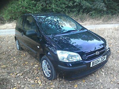 Hyundai Getz 1.1 Gsi 3 Door Low Mile Nice Trade Clearance No Reserve Ready To Go