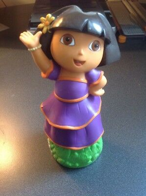 Dora The Explorer Bubble bath Bottle Collectible