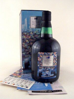 1996 FORMULA ONE GRAND PRIX F1 GP Tawny Port in Original Box ISLE OF WINE