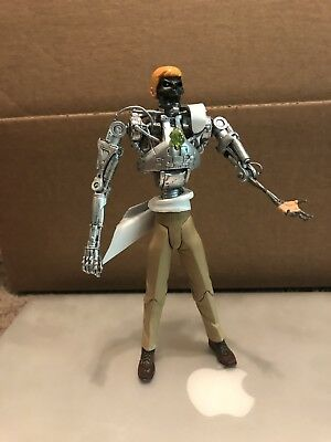 DC Comics Collectibles Custom Metallo