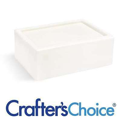 Crafters Choice 24 LB Detergent Free Shea Butter Melt and Pour Soap Base