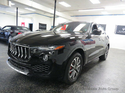 Maserati Levante S 3.0L ONE OWNER CARFAX CERTIFIED.  FACTORY WARRANTY.  NATIONWIDE SHIPPING
