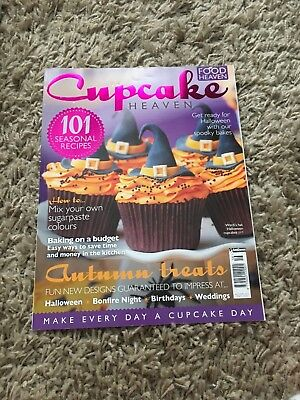 Cupcake Heaven Magazine Autumn 2013 Halloween Treats