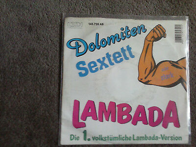 Single--Dolomiten Sextett--Lambada--1990