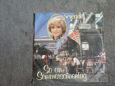 Single--Severine--So Ein Sommersonnentag--1982