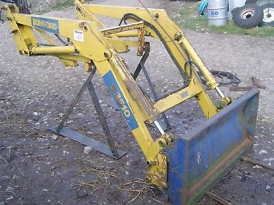 Bomford 3510 Tractor Loader Ford 6610 Bracket 7610,vat Included, New Holland