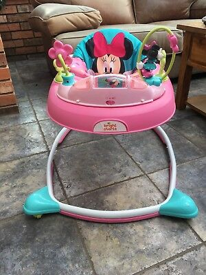 Minnie Mouse Bright Stars baby walker