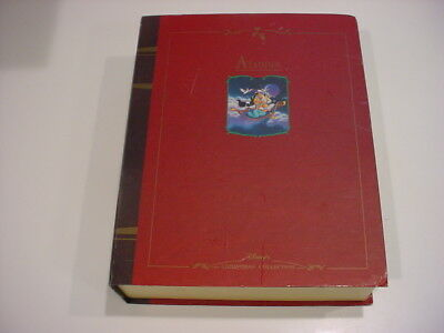 NIB Disney Christmas Collection Aladdin Storybook Ornament Box Set