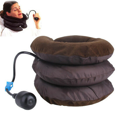 Inflate-able Neck Brace | Relieve Headaches And Neck Pain