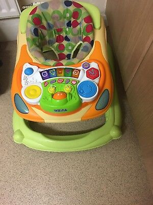 Iveina Baby Walker With Detachable Music Tray