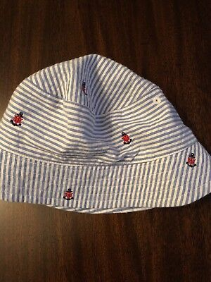 janie and jack anchor hat 2t-3