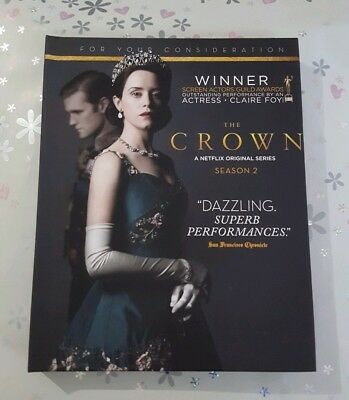 The Crown, COMPLETE Season, 4-Disc Set, DVD