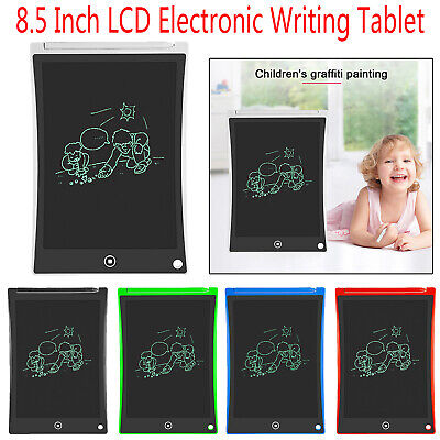 "8.5""/10""/12"" LCD eWriter Graphic Drawing Tablet Kids Writing Pad Painting Board"