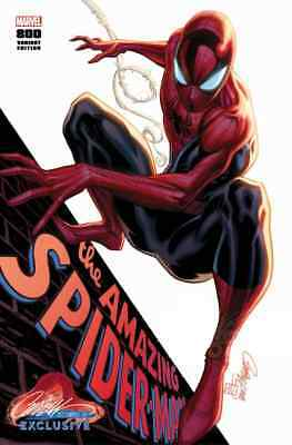 Amazing Spiderman 800 J Scott Campbell A Variant Nm