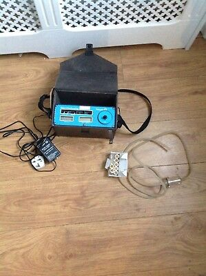 Telegan RACO Combustion Tester. Gas Flue