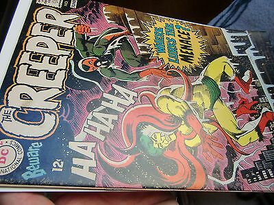 Beware the Creeper #1 (May-Jun 1968, DC) vf