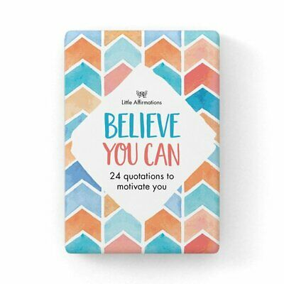 Believe You Can - Affirmation Card Set - Affirmation Card Sets, APHDBY