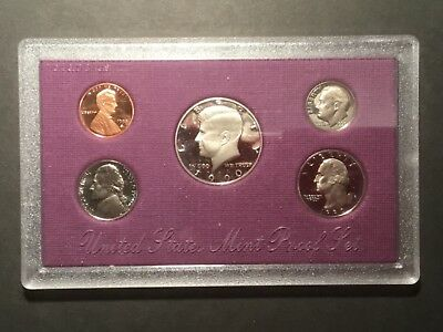 1990 US Proof set.