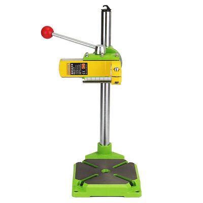 Bench Drill Stand/Press Electric Workbench Bracket Bench 90° Rotating Frame UK