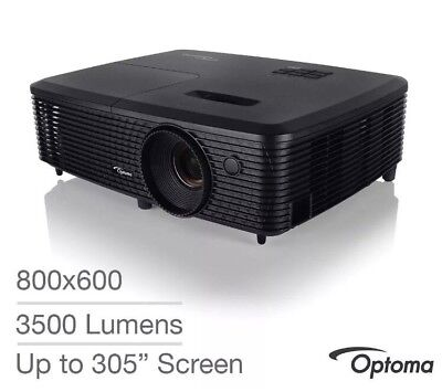 Optoma S341 3D Projector